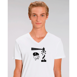 "T-SHIRT BRETON HOMME ""SO..."