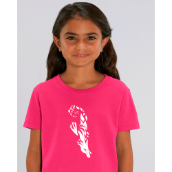 "T-SHIRT FILLE ""DRAGON""▐..."