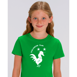 "T-SHIRT ENFANT ""FOOTBALL..."