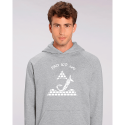 """SWEAT PYRAMIDE HOMME """"..."""